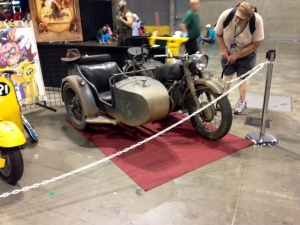 Indiana Jones Bike