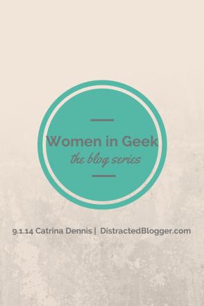 Women in Geek CD
