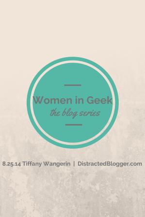 Women in Geek TW
