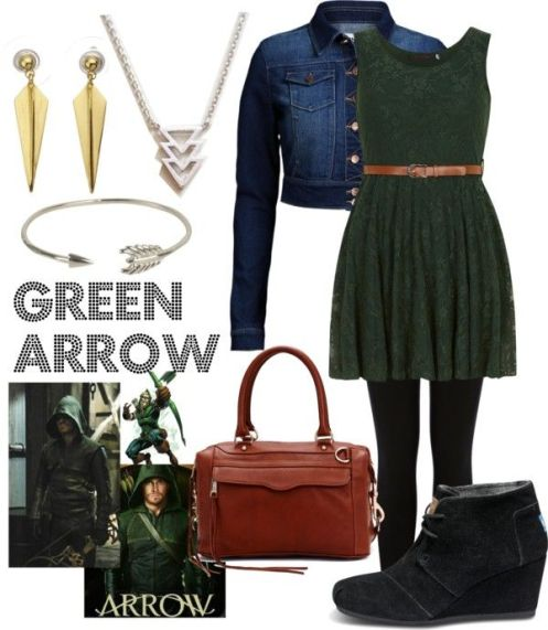 arrow cosplay