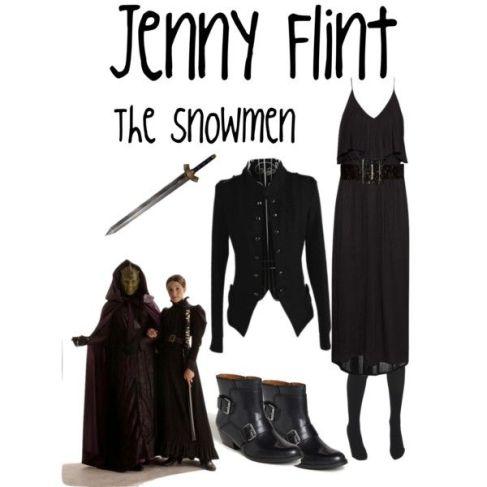jenny flint cosplay