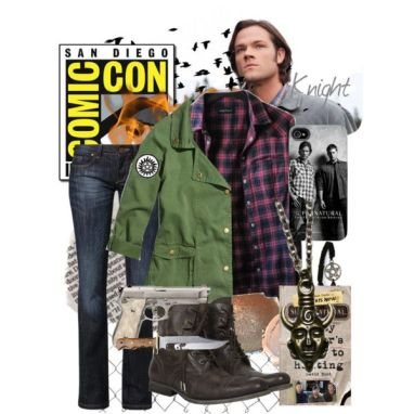 sam winchester everyday cosplay