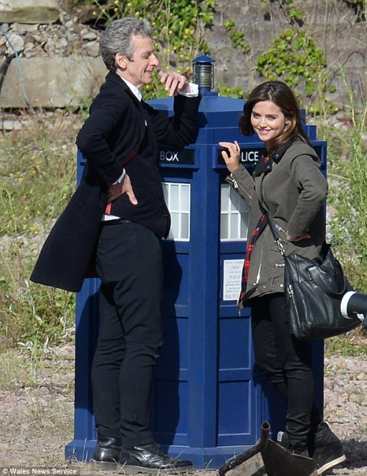 tiny TARDIS