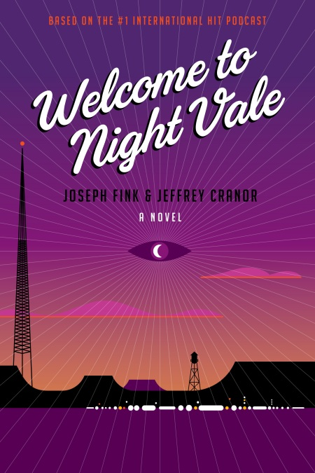 welcome to nightvale book