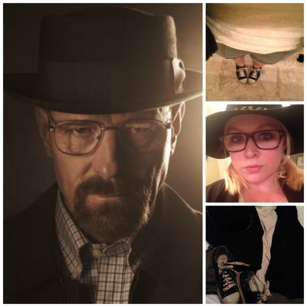 Everyday Cosplay Walter White
