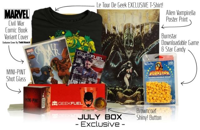 July Box
