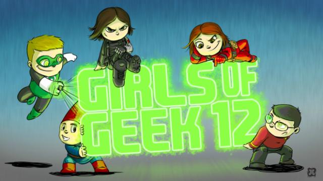 girls of geek12