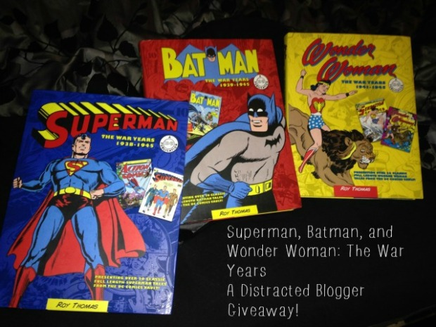 DC Comics War Years