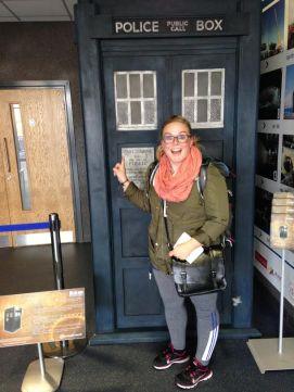 me and TARDIS