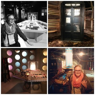 TARDIS Collage