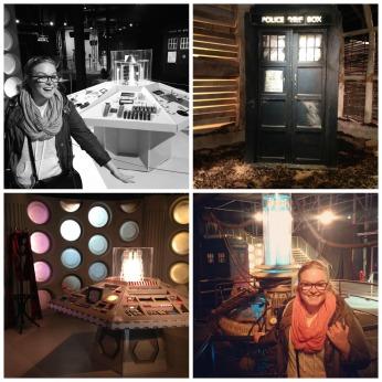 TARDIS Collage