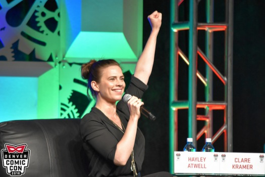 Hayley Atwell DCC